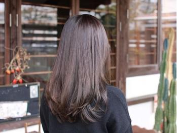 テントヘアー(tent hair)