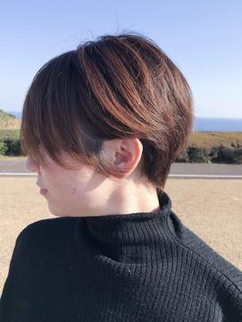 北川 景子 ショート ヘアー
