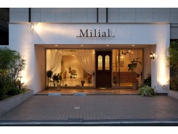 ミリアル(Milial)(大阪府大阪市鶴見区/美容室)