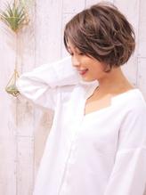 +animo南流山+ひし形シルエット☆丸みショートボブ♪g-3.28