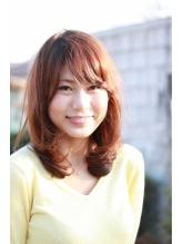 ミディアムレイヤー 春色.29