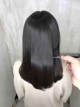 【AnFye.dueldo】つやっつやの艶髪ストレートヘア☆