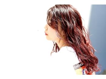 ガム(gumm.. by hair atelier URA)(宮城県仙台市青葉区/美容室)