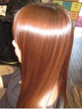 【超髪質改善M3Dトリートメント5400円→4860円】カラー、矯正で傷んだ髪も芯から修復してくれる☆