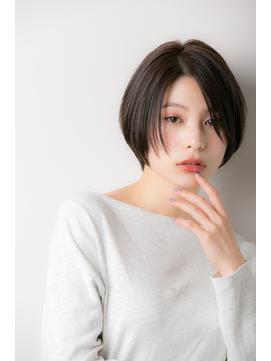 マニッシュショートウォーターフォール【Linona/大野加奈】