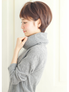 『rue京都』ワンサイドショート☆
