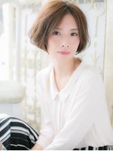 *CUORE松戸*…ひし形フォルム&センターパートが作る小顔美人a.53