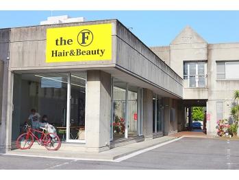 ヘアーアンドビューティーザ エフ(Hair Beauty the F)(愛知県岡崎市/美容室)