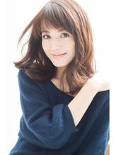 【saraju】 ミディアムレイヤー ボサボサ.28