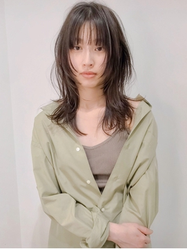 【SHIMA/堀欠】クールフェミニン☆ウルフレイヤー