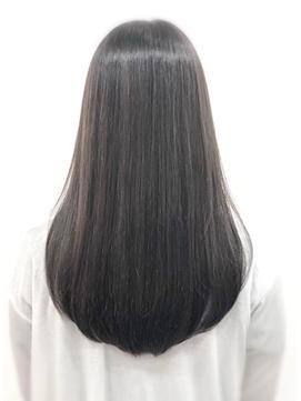 髪質改善☆ナチュラルストレート【Tink天神】