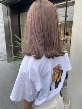 【Nikiita女子】ミルクティーカラー  B470844
