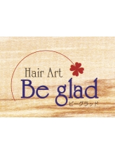 ヘアアート ビーグラッド(HairArt Be glad)