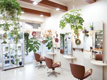 ヘアーブローチ HAIR Brooch(大分県中津市/美容室)