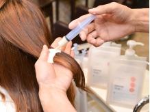 豊富な髪質改善メニューが魅力◎サロン仕込みのスペシャルケアでお気に入りのヘアスタイルを長く楽しんで♪
