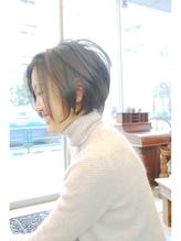 大人ボブは前髪なしでキマリます。【BELL桜新町/用賀】因幡雄太 セクシー.10