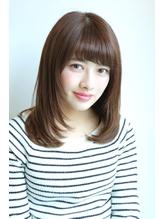 ◆RICCI&ANGIE 八戸三春屋◆大人かわいいレイヤーセミディ.3