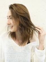 【flor 戸塚】*ヘルシーバレイヤージュ+スモーキーアッシュ*.11