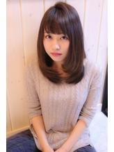 【ReiZ渋谷】ノームコア×うぶバング=女子アナ風☆5 女子アナ.25