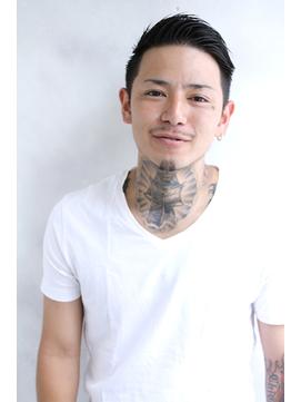 【Blanc/栄】オールバック_ネープレス_ショート