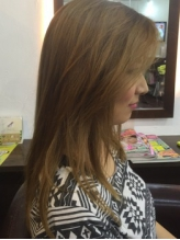 【北本駅徒歩4分!】朝の忙しい時間でも簡単に決まる♪ナチュラルなストレートで艶のあるヘアーへ☆