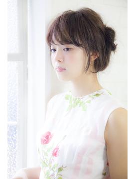 [Garland/表参道]☆フェミニンルーズアレンジ☆