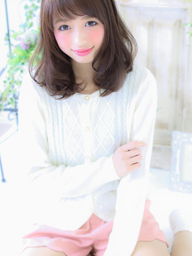【Laffy】モテ髪♪エアリーコスメパーマ