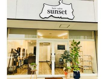 サンセット(sunset)(福島県郡山市/美容室)