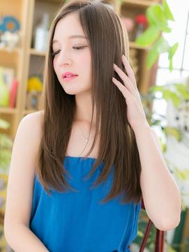 *bliss浦和*外国人風カラーのしっとり美髪ストレートa