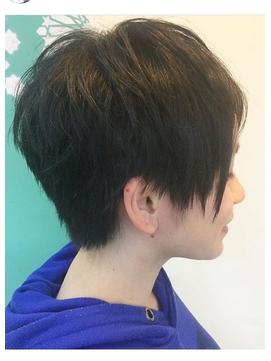 【micca下北沢】 ☆ジェンダーレス×黒髮ショート☆