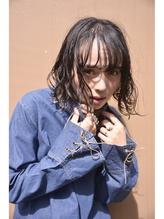 【BALLOON  HAIR】無造作ウェーブ×ウェットスタイリング デジタルパーマ.28
