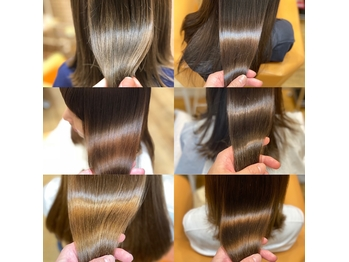 ヘアーフラップ 堀江店(Hair FLAP)(大阪府大阪市西区/美容室)
