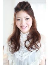 前髪アレンジ★ポンパドール ポンパドール.28