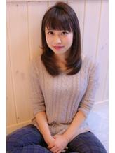 【ReiZ渋谷】ノームコア×うぶバング=女子アナ風☆7 女子アナ.27
