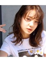 【hairsalon XXXX】ミディアムレイヤースタイルNo.340.46