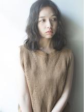 [Ravo]○ドライな質感ロブスタイル○ ボサボサ.23