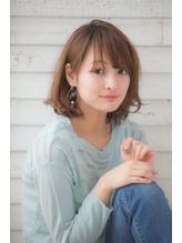 【富山大介】30代40代にオススメ・デジタルパーマ×ロブ おしゃれ.26