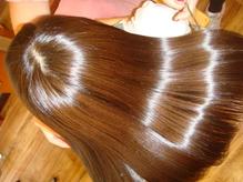"""""""髪、綺麗ですね!!! """"と言わせたいですよね。Appearに是非。"""