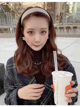【ANKH CROSS 原宿店 玉手】レッドブラウン