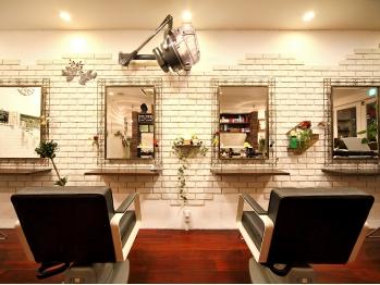 ヘアサロン チェルシー(hair salon chelsea)(京都府京都市左京区/美容室)