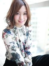 大人カワイイ☆ふわミディヘア .20