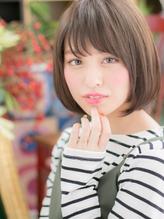 *+COVER HAIR+*…シンプル is the BEST!ナチュボブa【浦和】 小頭.36