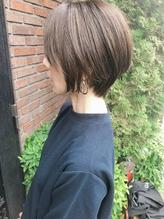 【melt】大人小顔ハンサムショート 30、40代人気 サイドひし形.58