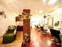 ヘアサロン チェルシー(hair salon chelsea)の店内画像