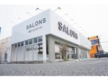 サロンズヘアー 福山西新涯店(SALONS HAIR)