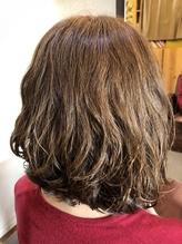 かけるたびに美しくなる【オゾンパーマ】で髪質改善!!あなたの髪質に合わせトリートメントを配合します◎