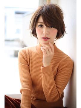 [OCEAN Hair&Life]30代40代におススメ☆大人のショートボブ☆