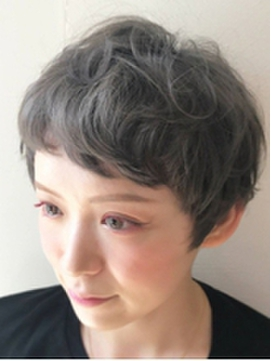 Apiuz Hair ベリーショート