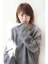 【Un ami】《増永剛大》 2018人気ヘア、切りっぱなしボブ★ 無造作.6