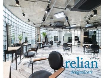 リリアン 青山(relian)(東京都港区/美容室)